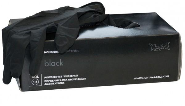 Montana Latex Gloves XL 100Stück