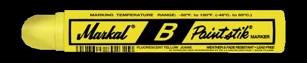 Markal B Paintstik- Yellow