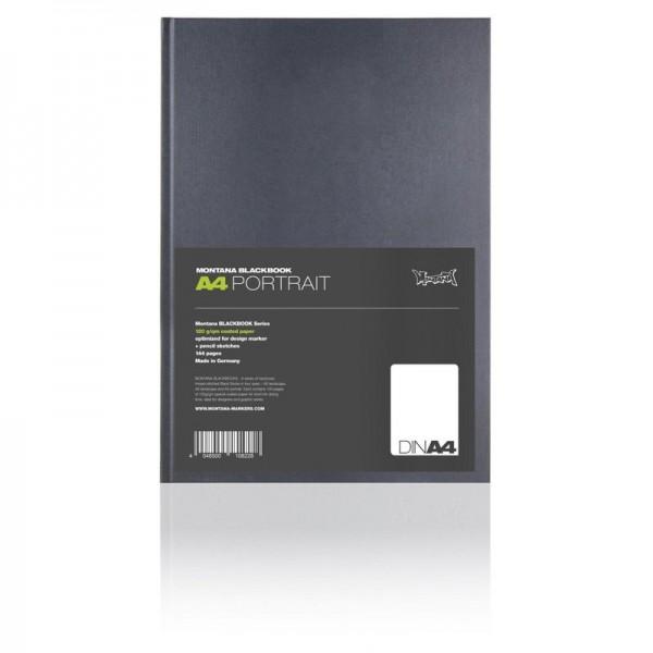 Black Book A4 - Hoch