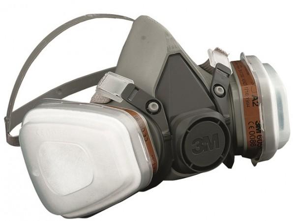 3M Schutzmaske mit Wechselfilter
