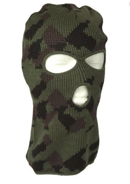 Ski Mask Camouflage