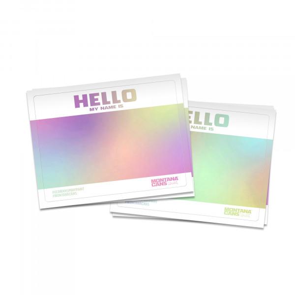 Sticker HELLO-GRAM - NON-EGGSHELL