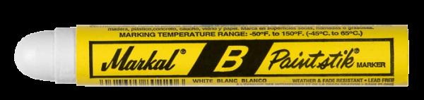 Markal B Paintstik- White