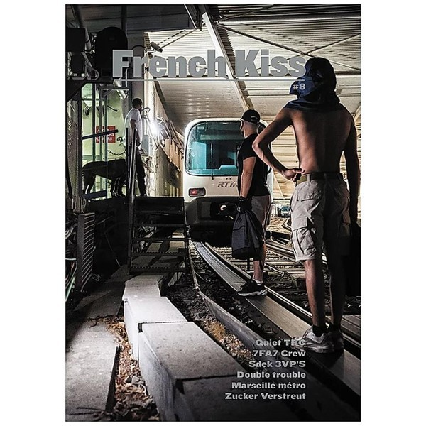 French Kiss Magazine 8