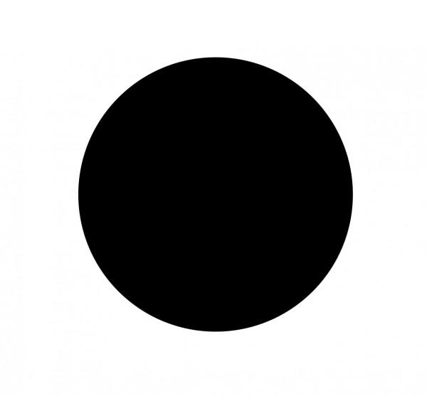 Sakura Solid Marker - Black